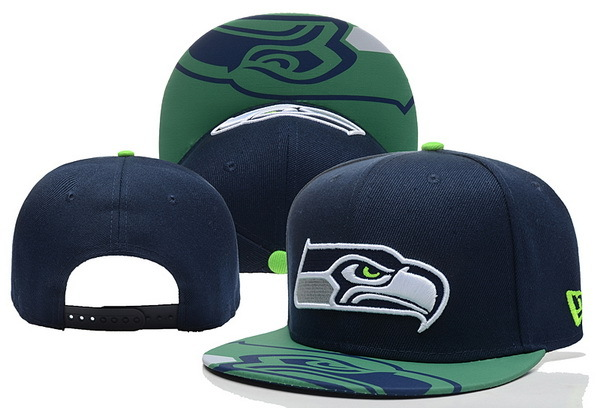 Seattle Seahawks Snapback Hat XDF 0526